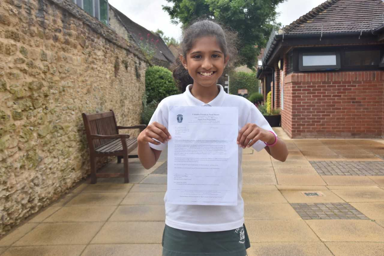 Manor Prep pupil fundraises for Colombo Friend-in-Need Society