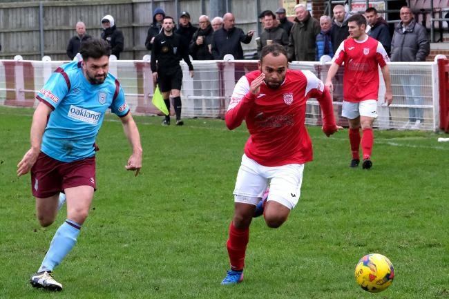 Morgan Williams has rejoined North Leigh from Didcot Town Picture: Ric Mellis