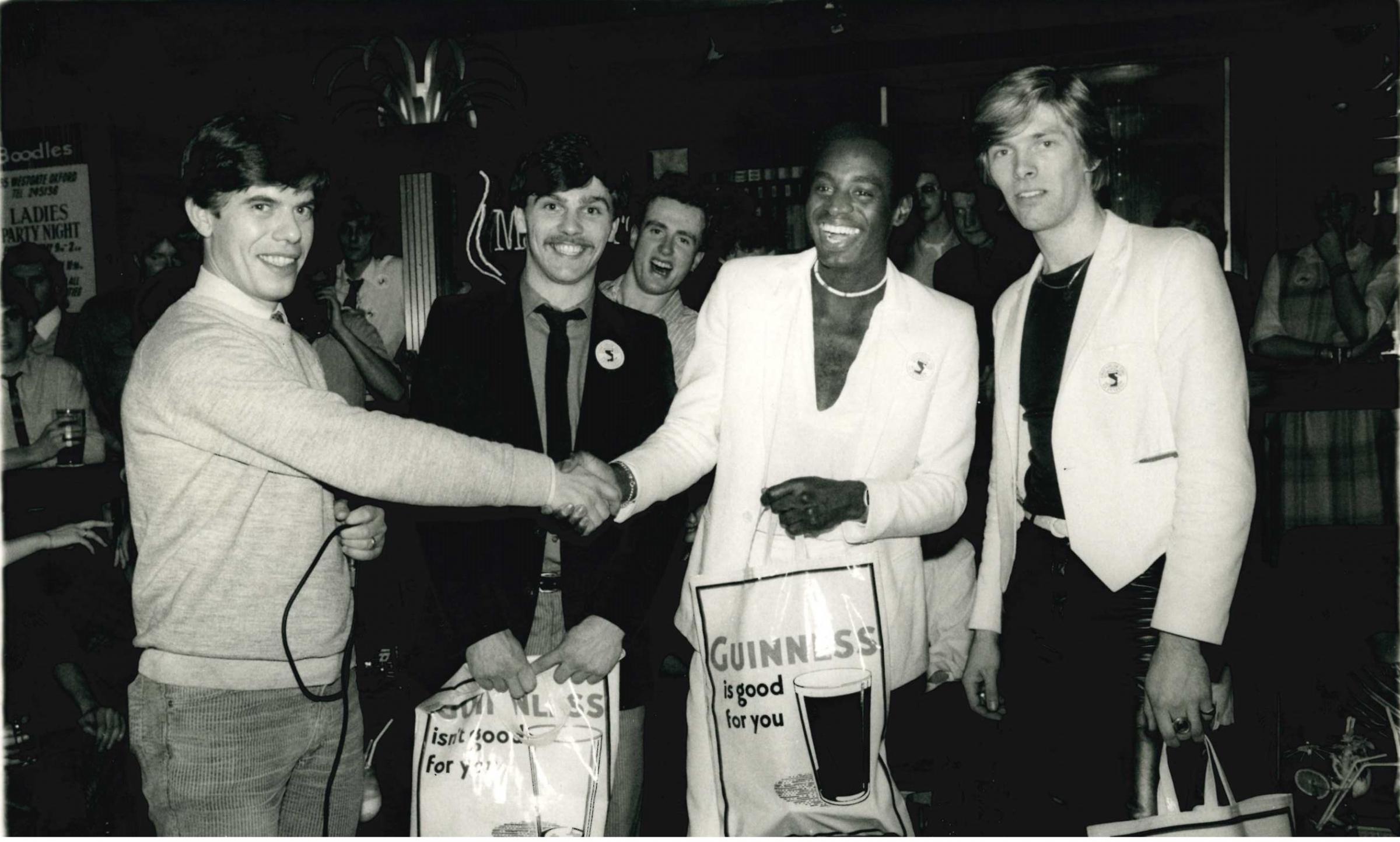 Remember When: Disco stars did battle at Westgate nightclub
