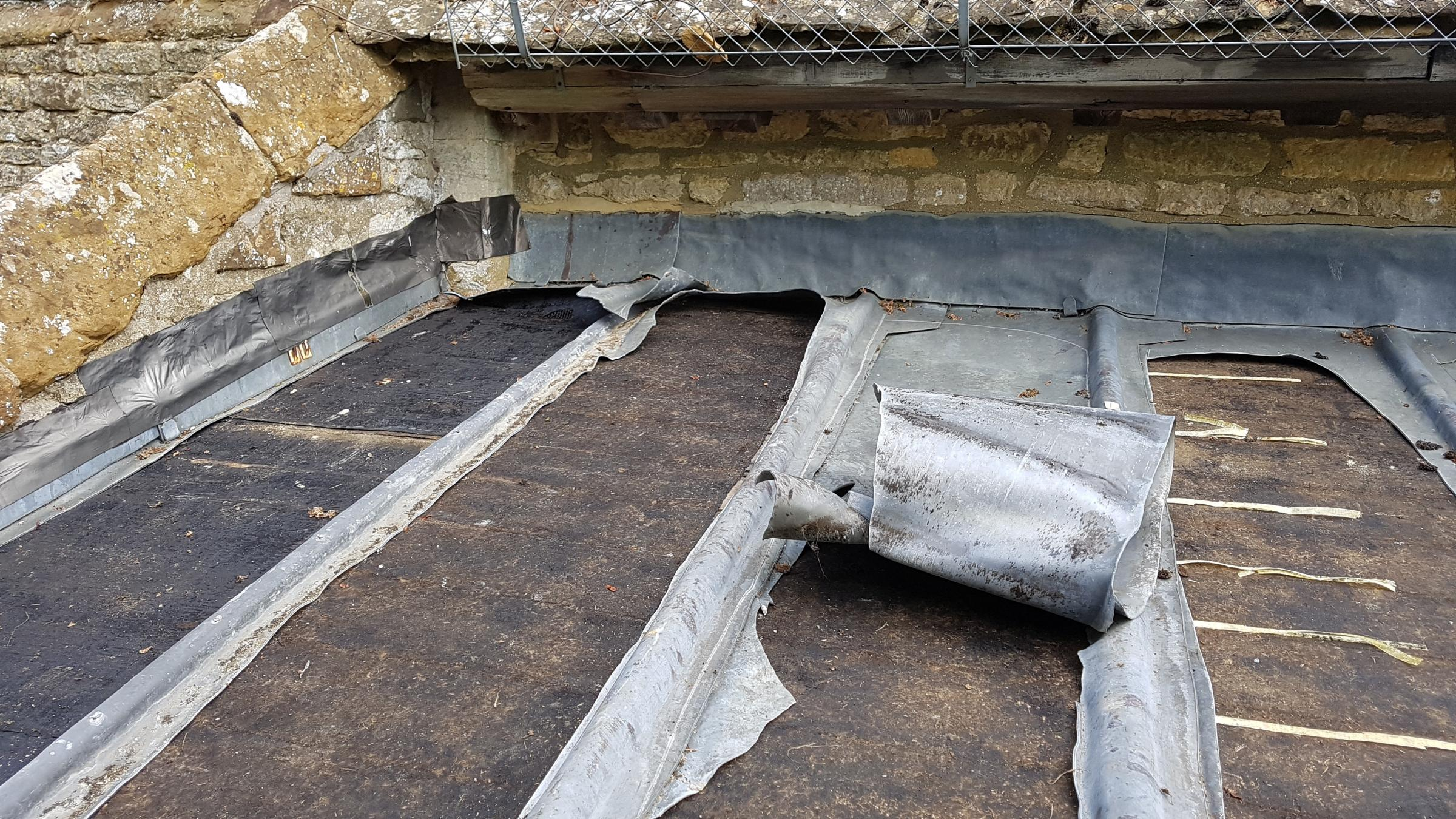 Church roof lead thefts 'rocketing' warns Oxford Diocese
