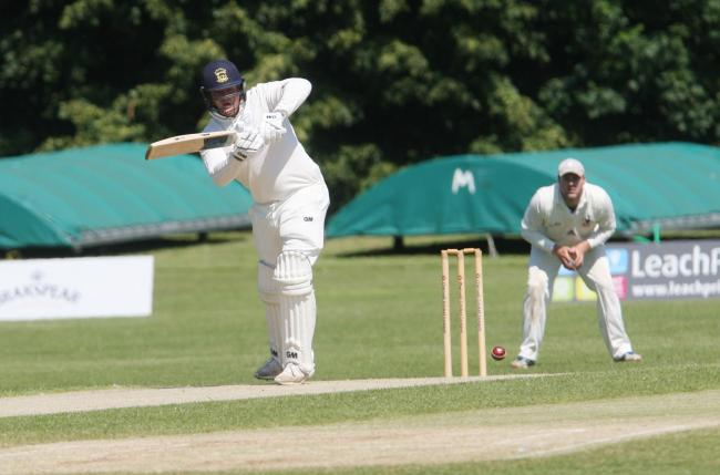 Harvey Eltham's century helped Oxford to victory over Chesham