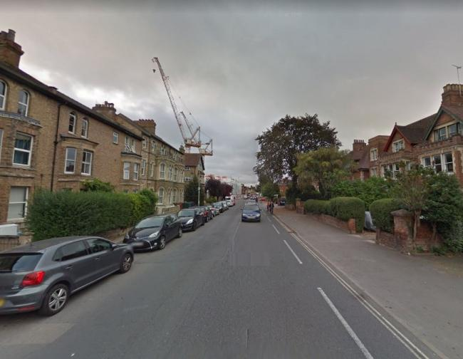 Part of Iffley Road in Oxford. Pic: Google Maps