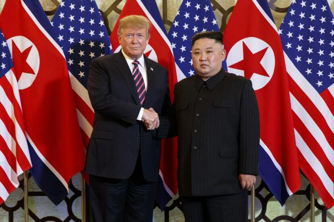 North Korea and US 'in talks to set up third Trump-Kim