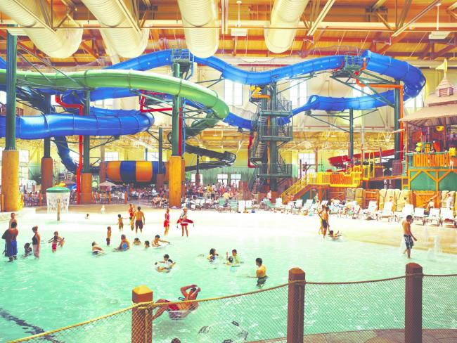 Great Wolf Lodge, US