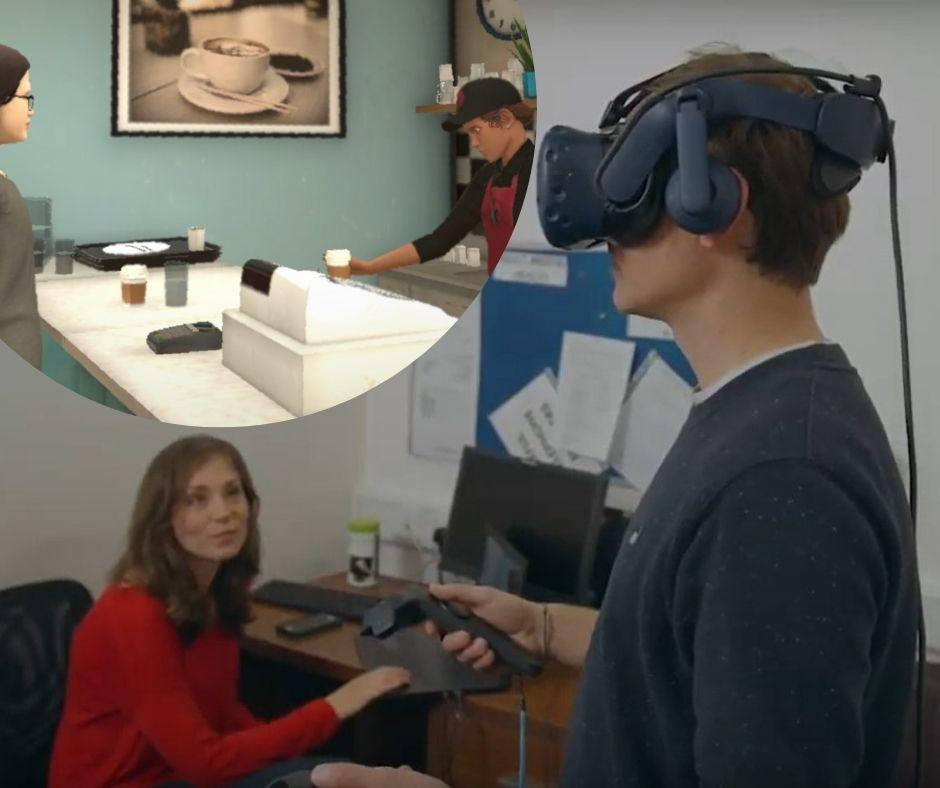 Oxford trial gameChange using virtual reality for mental