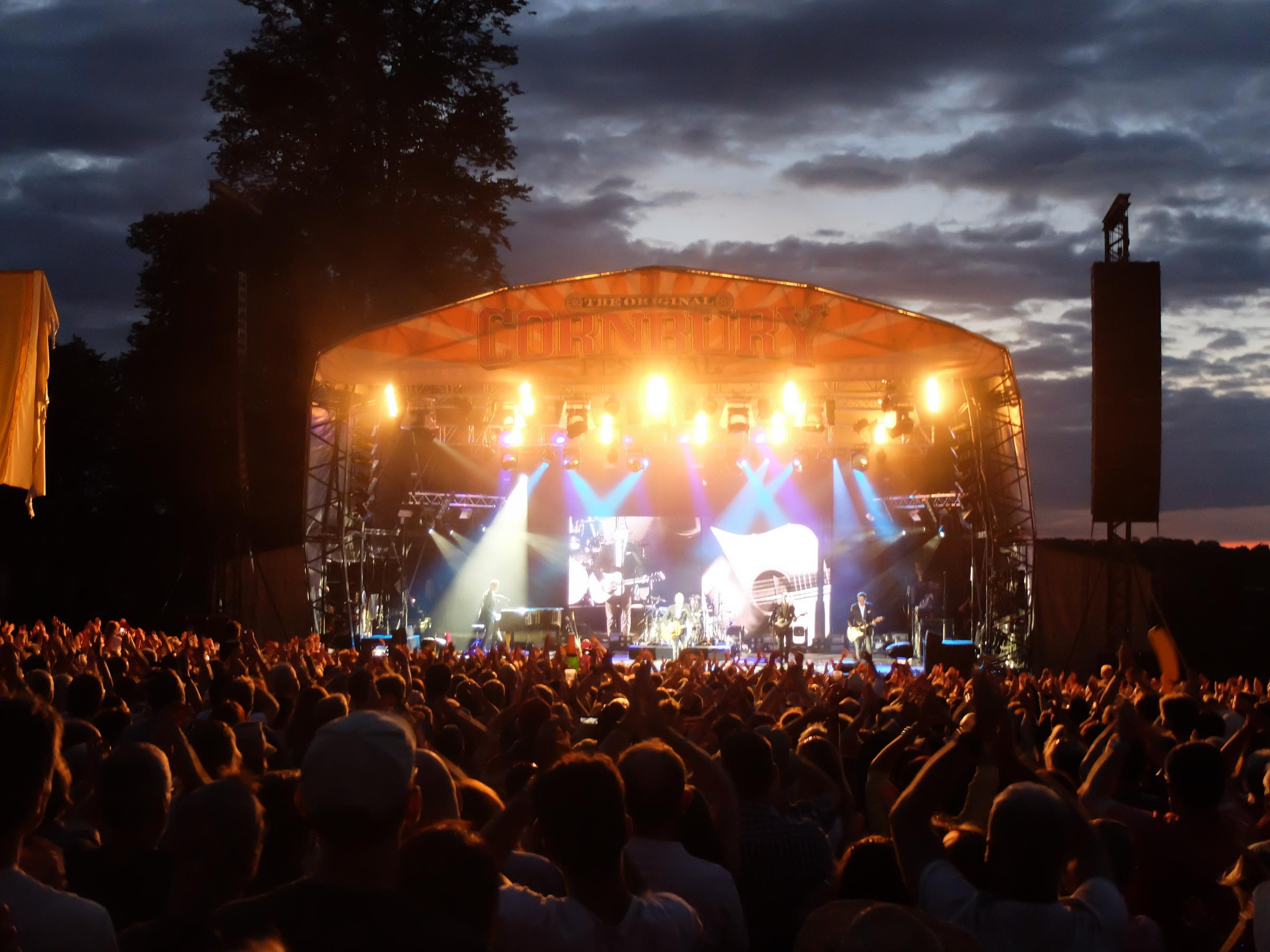 Cornbury Music Festival director Hugh Phillimore's tips for Oxfordshire's big weekend of music