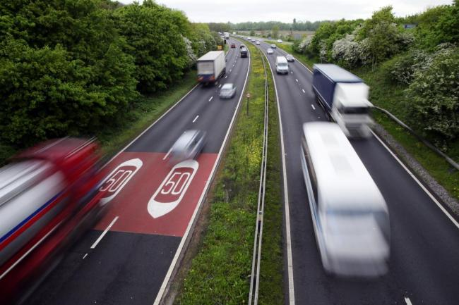 A34 closed next week for road marking renewal