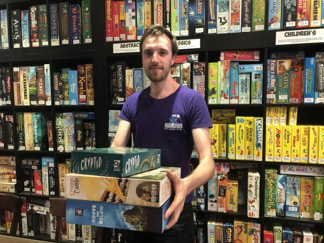 Oxford board game café Thirsty Meeples marks six years in