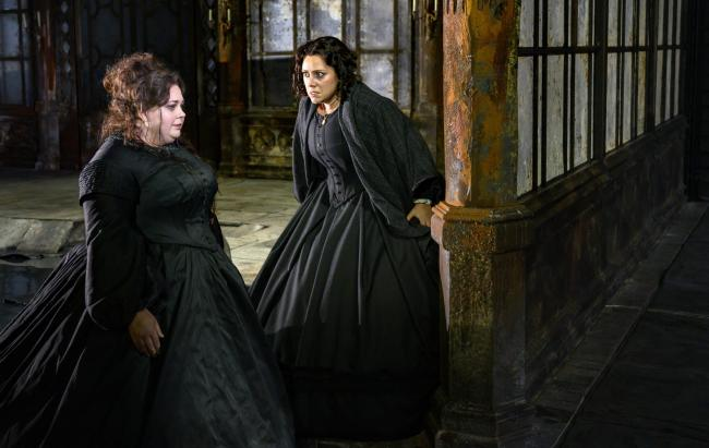 Spooky: The Turn of the Screw, at Garsington Opera is an artistic triumph