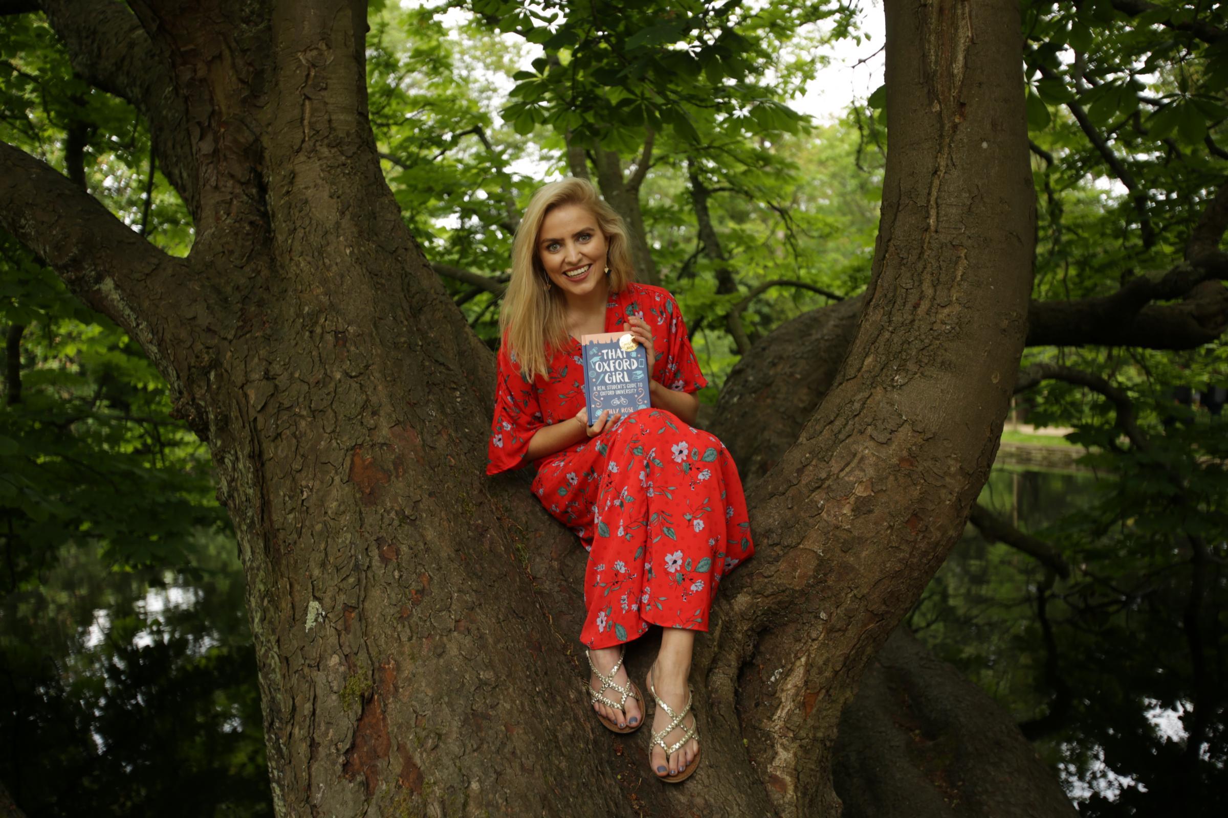 Profile: Instagram's That Oxford Girl, Tilly Rose
