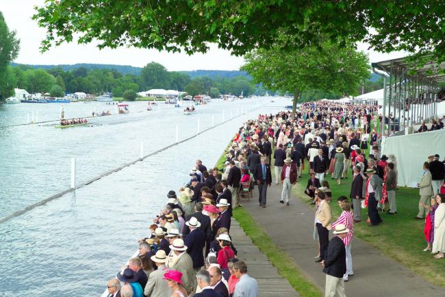 The Henley Regatta 2019