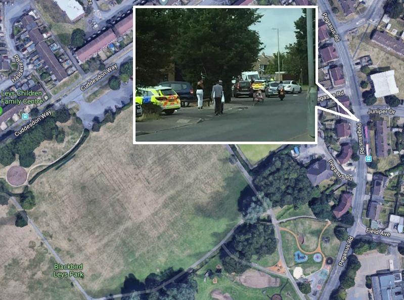 Police arrest man after 'machete' incident in Blackbird Leys