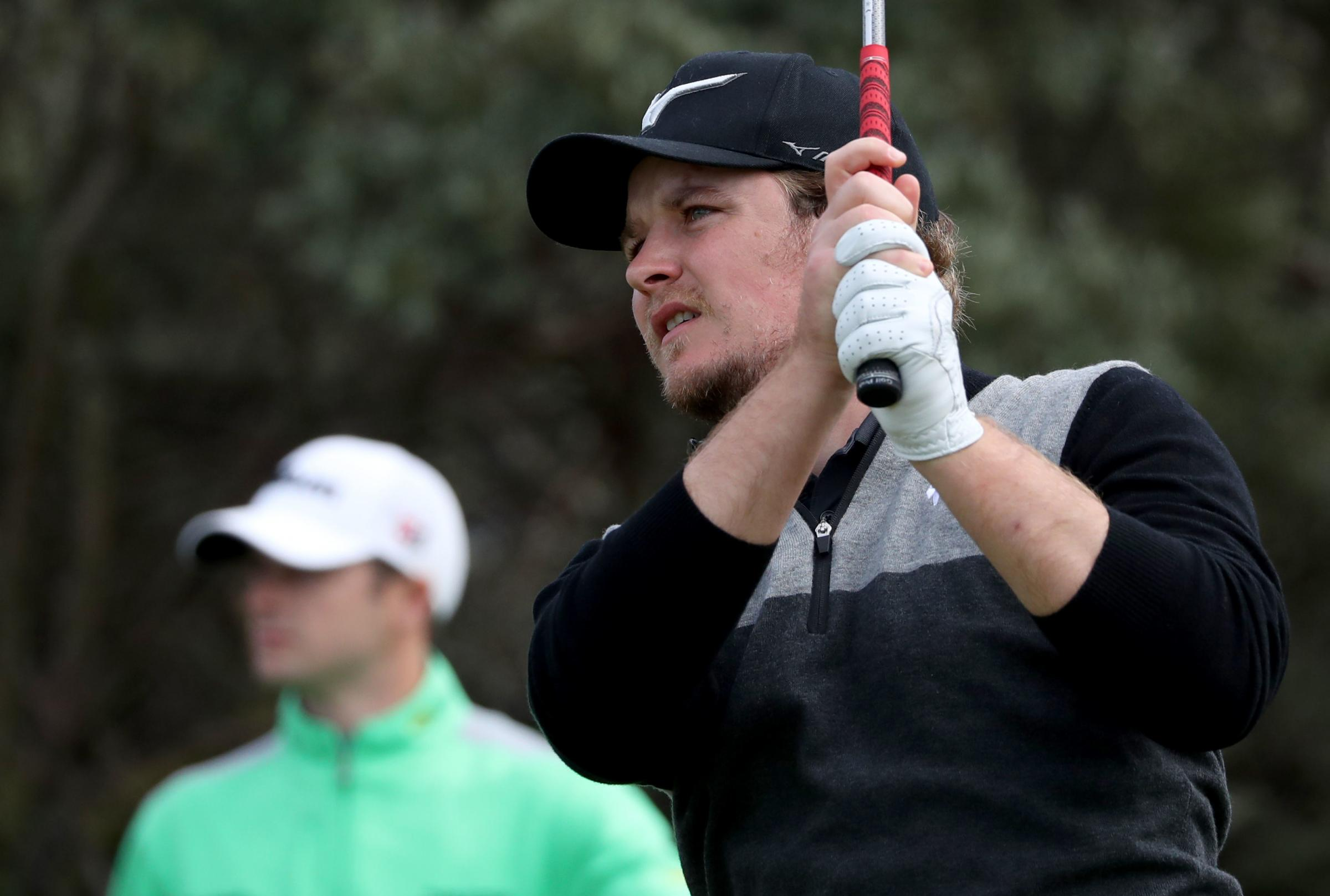 Eddie Pepperell to play alongside Bubba Watson at The Open