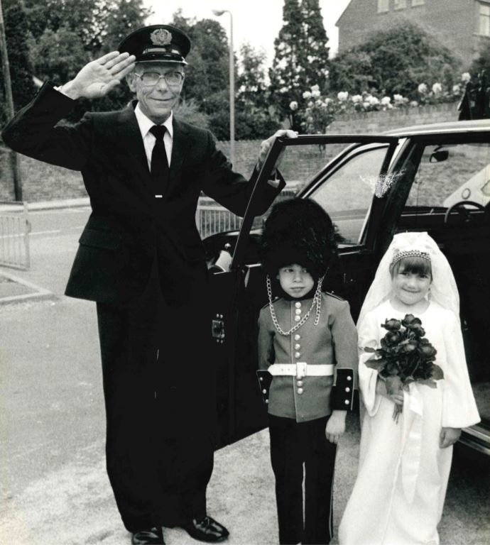 Remember When: St Christopher's School, Cowley, had royal wedding