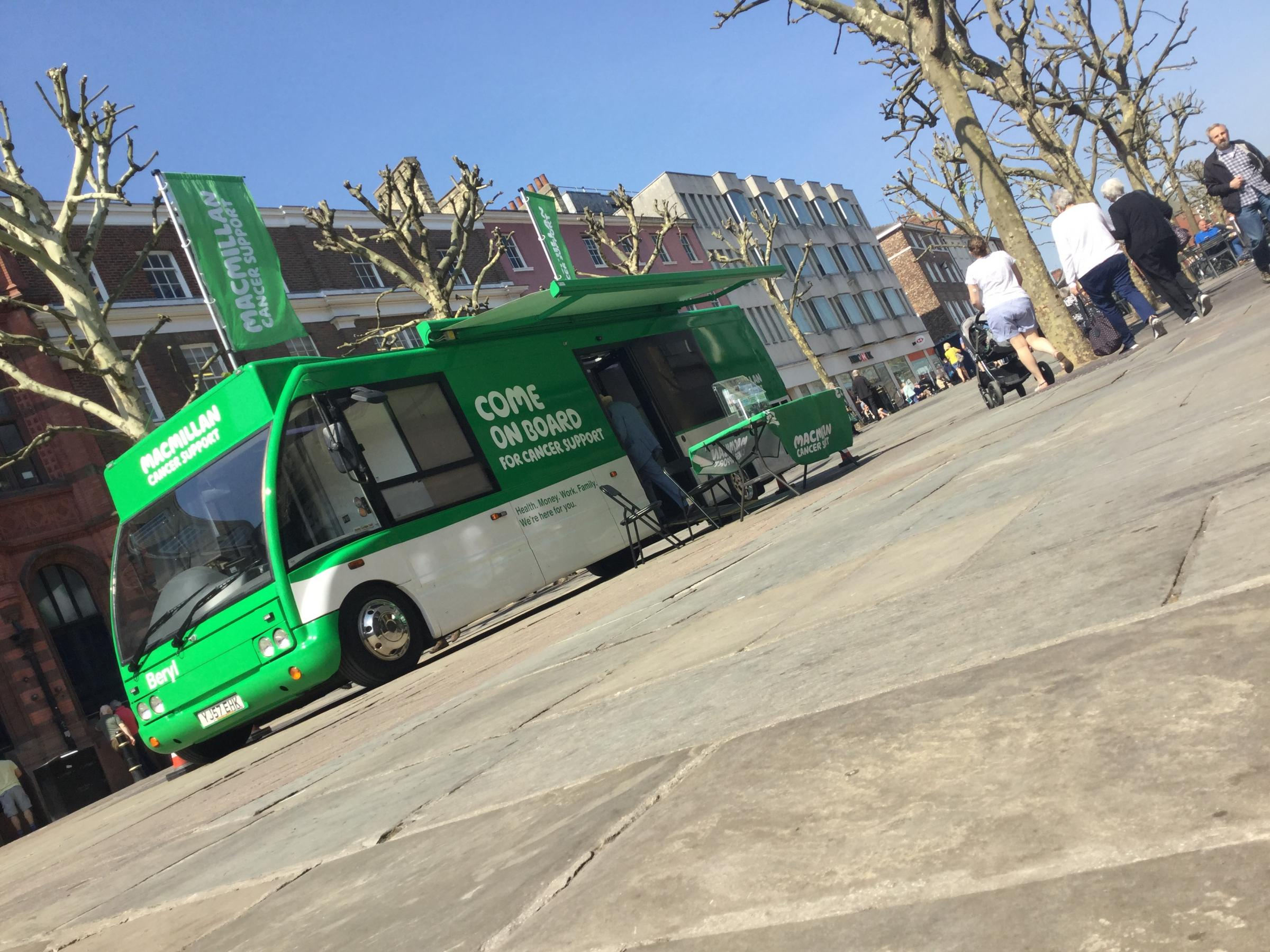 Macmillan Cancer Support Information Service in Chipping Norton