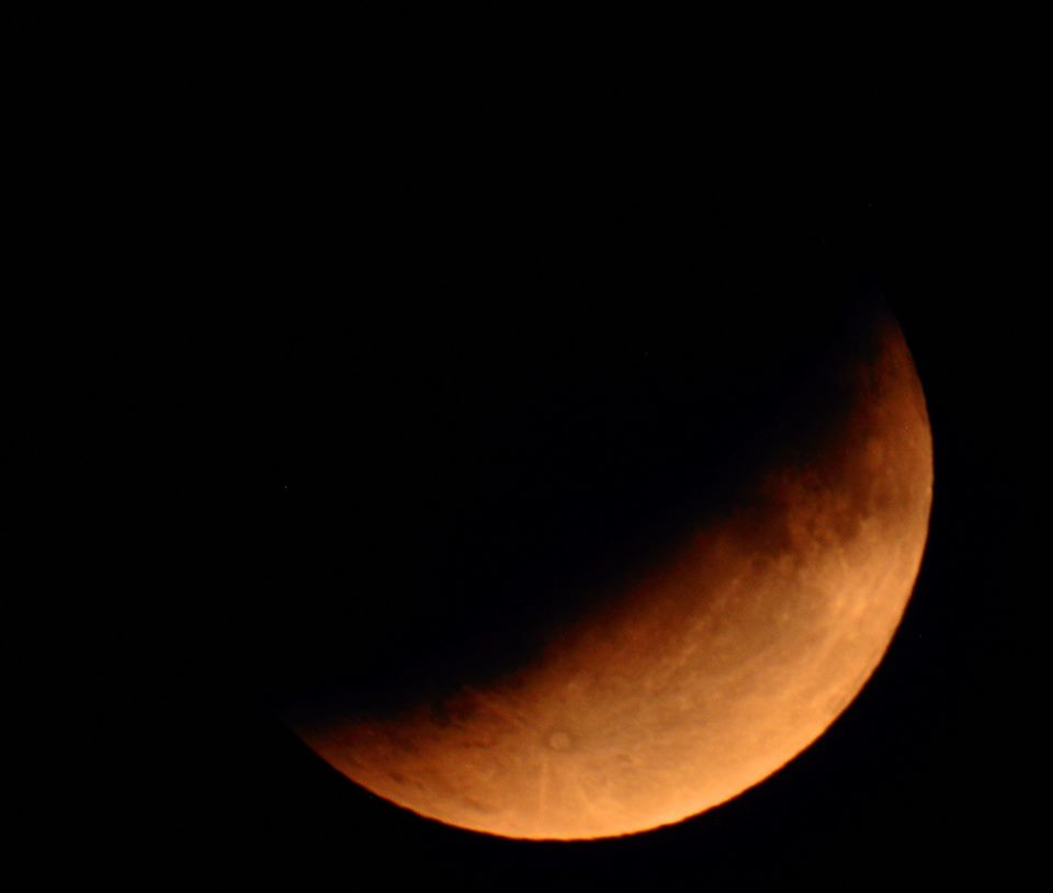 Lunar eclipse: Send us your pictures
