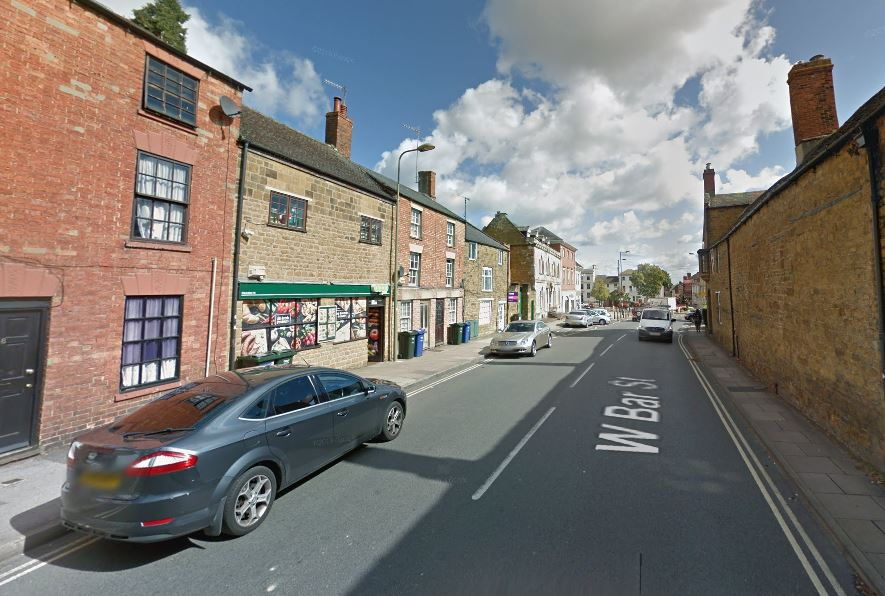 Woman raped near West Bar Street in Banbury
