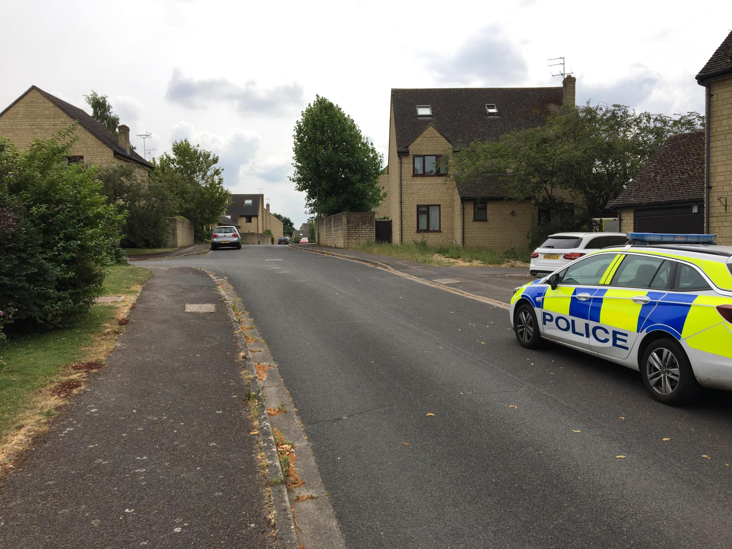 House on Newland Mill, Witney, 'repossessed after cannabis grown'