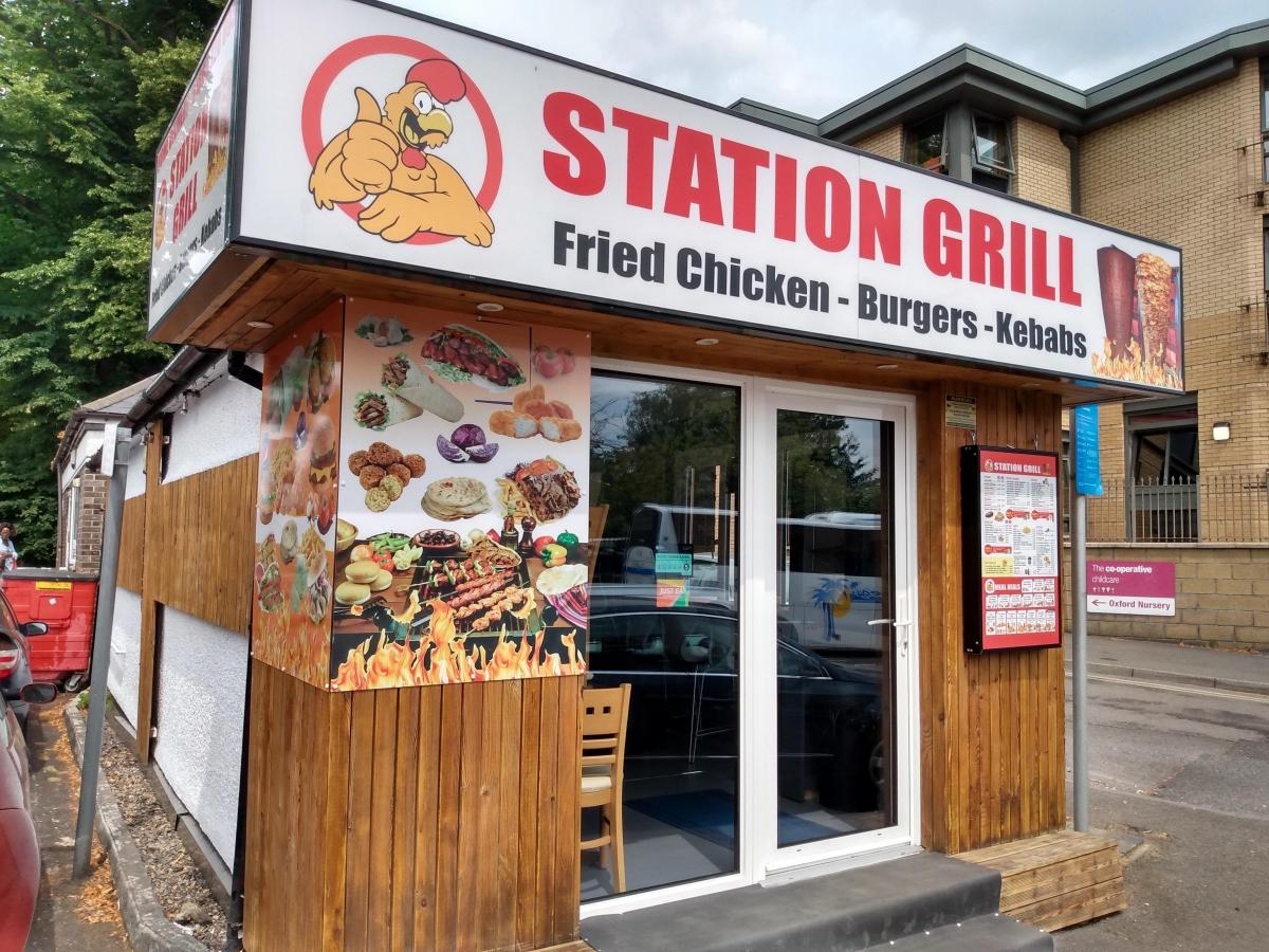 New Station Grill To Open In Oxford Near Botley Kebab Van