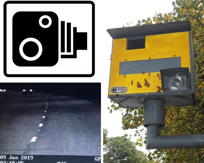 Police reveal the FASTEST speeds they've caught on camera