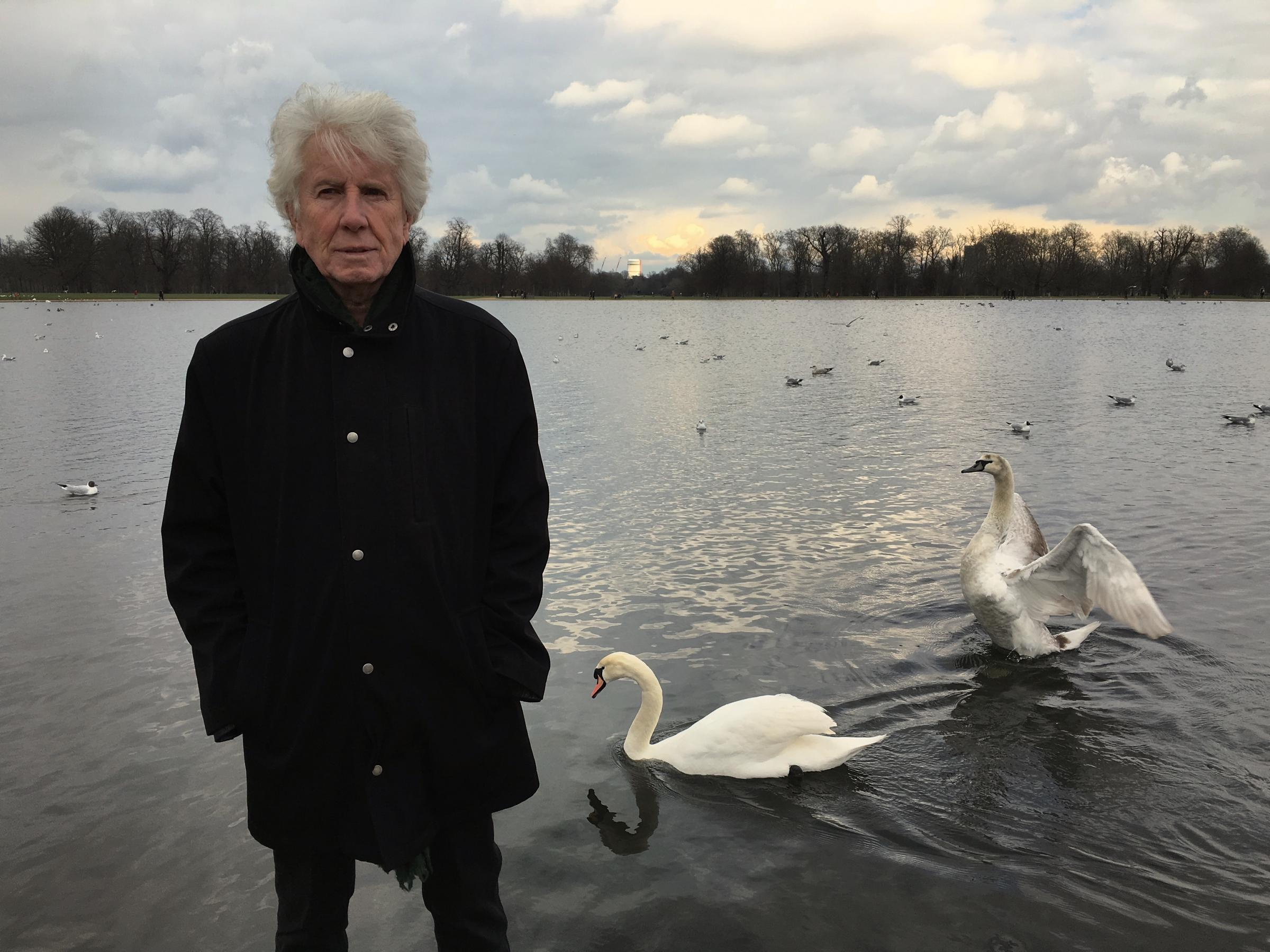 Graham Nash brings Hollies and Crosby, Stills & Nash songs to New Theatre Oxford