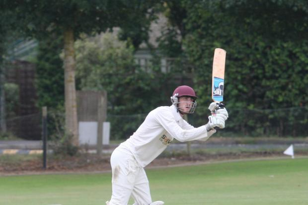 George Sandbach will make his three-day debut for Oxfordshire in Wales