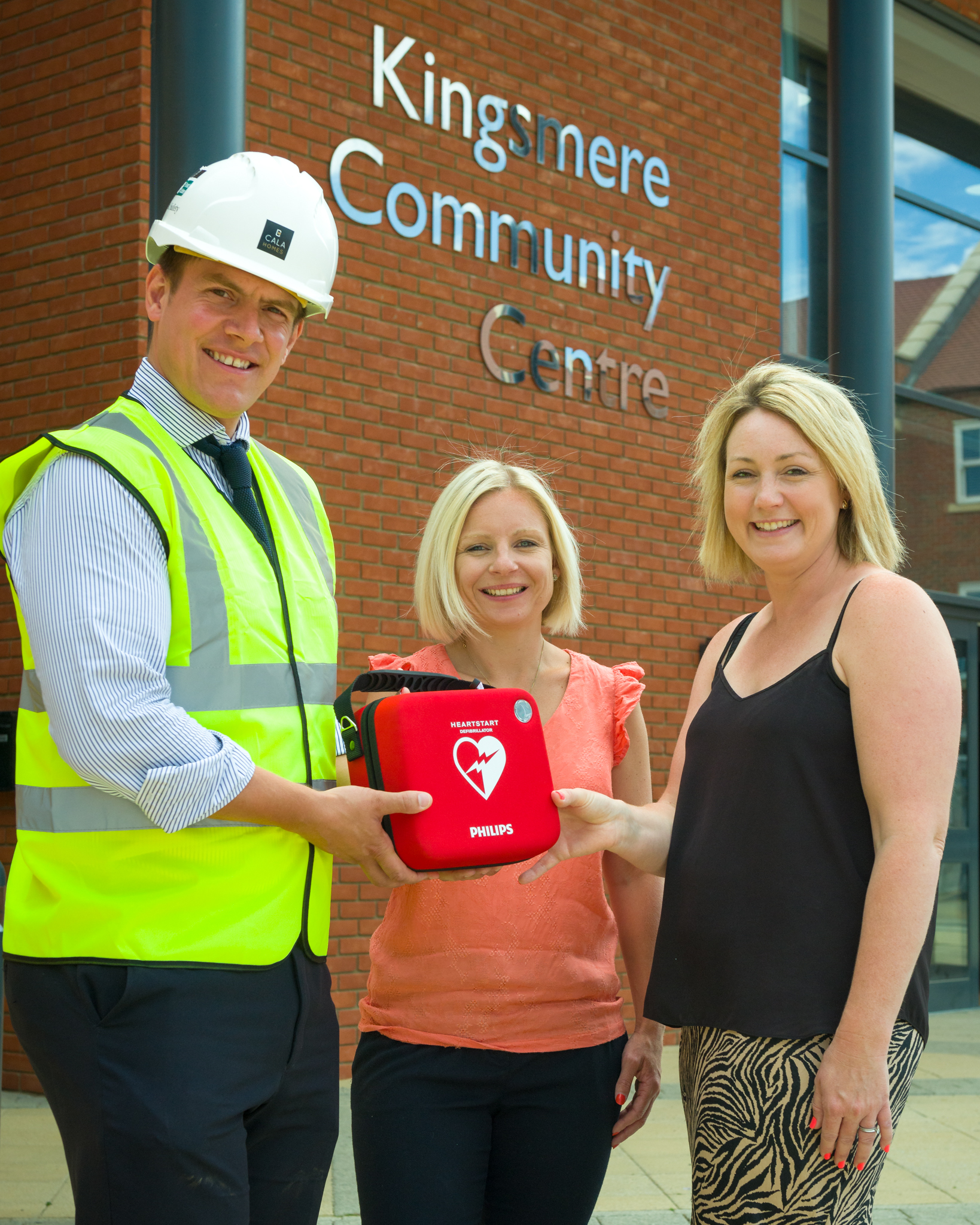 Community centre is off to good start