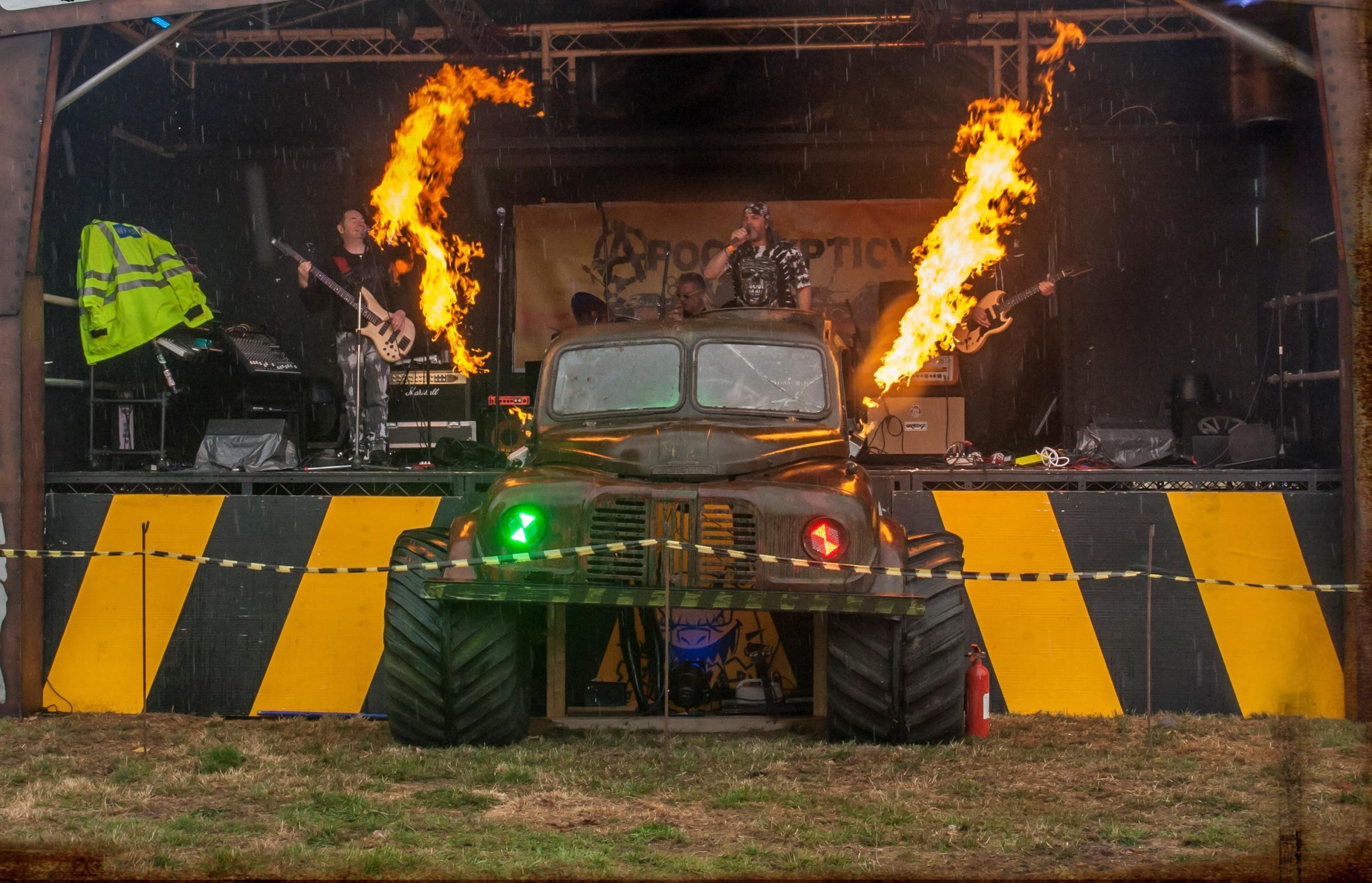 Apocalypticus:Road2Ruin returns for three-day festival