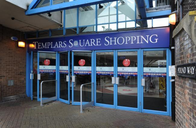 Templars Square Shopping Centre