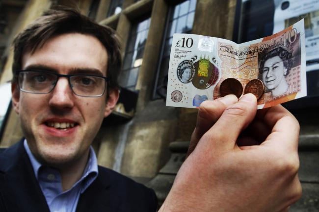 Martyn Rush, who was the city council's Oxford Living Wage champion, has stood down.