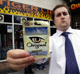 Legal highs 'will be banned' | Oxford Mail