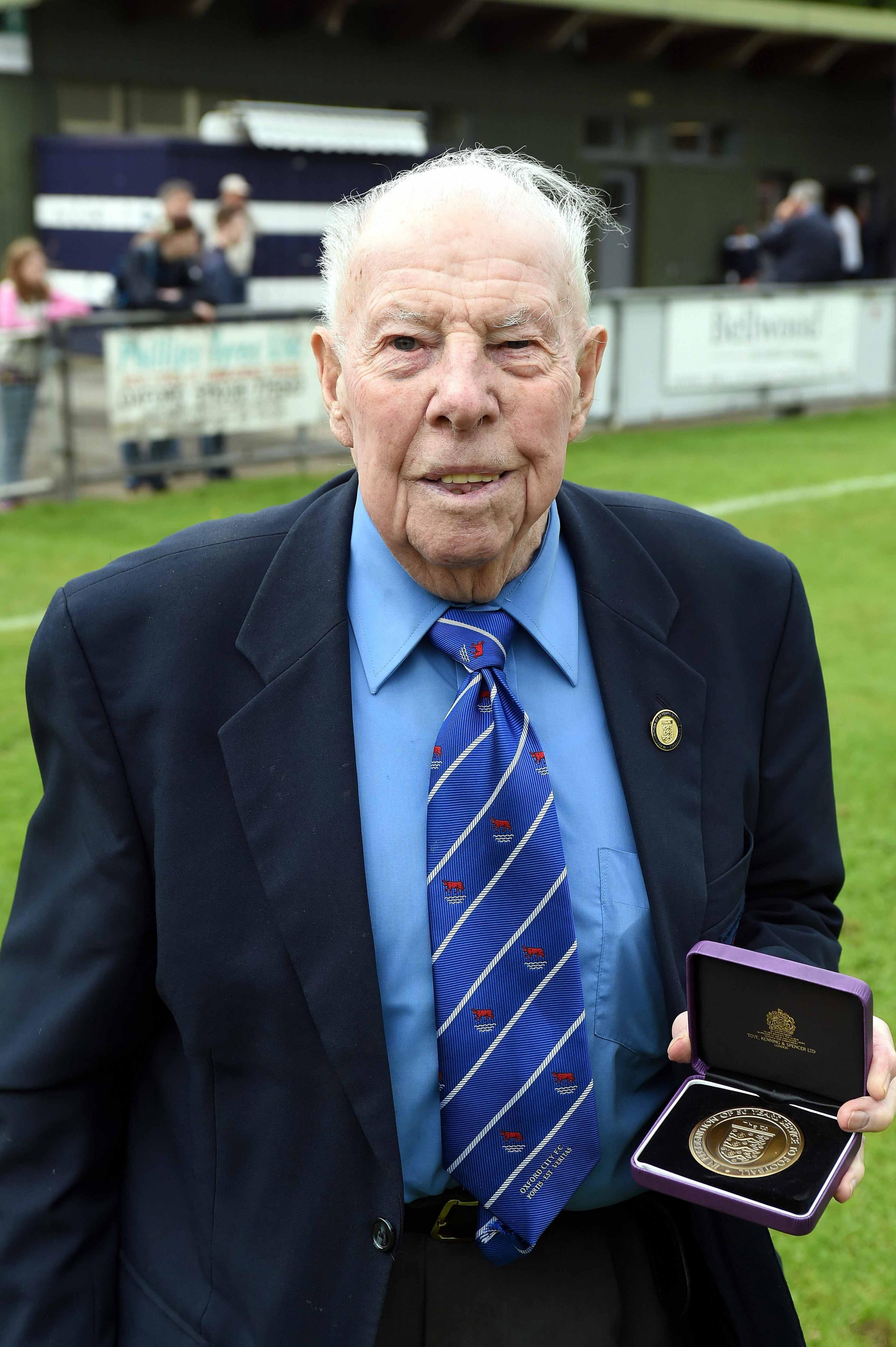 Oxford City stalwart John Shepperd dies at the age of 84 | Oxford Mail