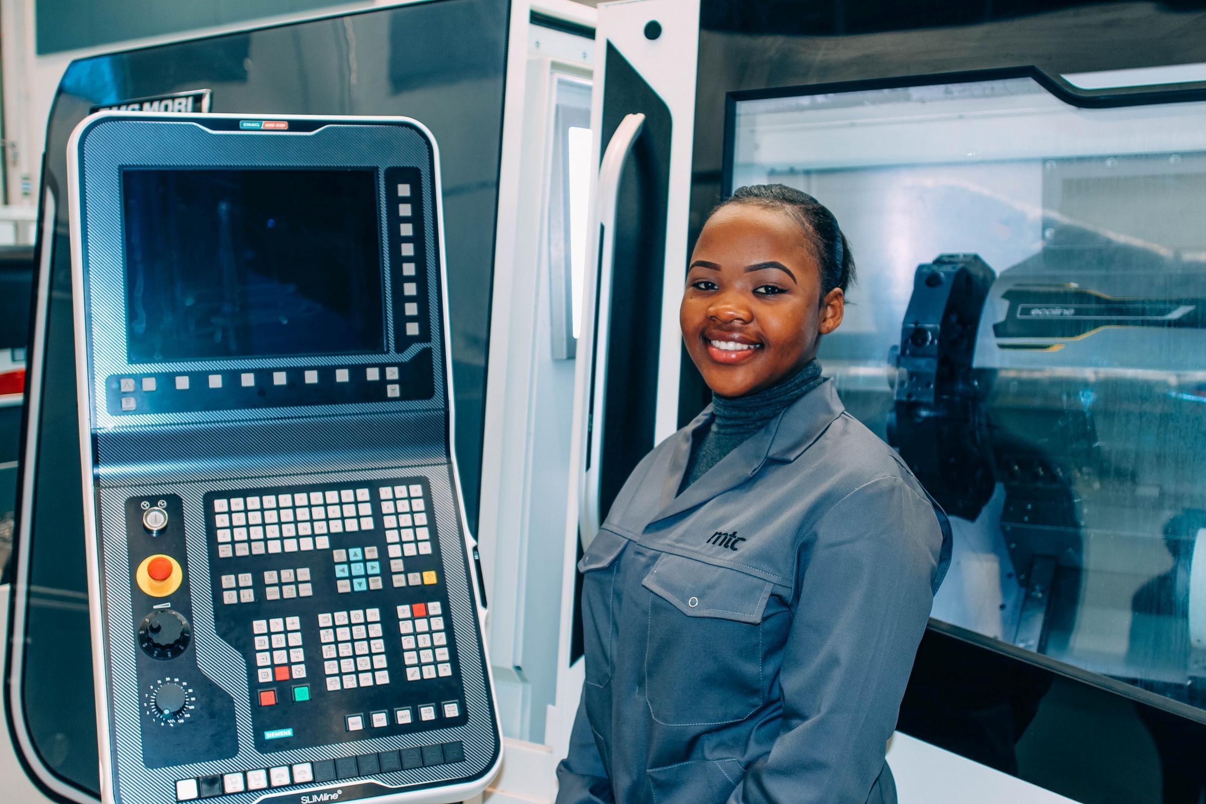 Abingdon apprentice named in Women's Engineering Society's Top 50
