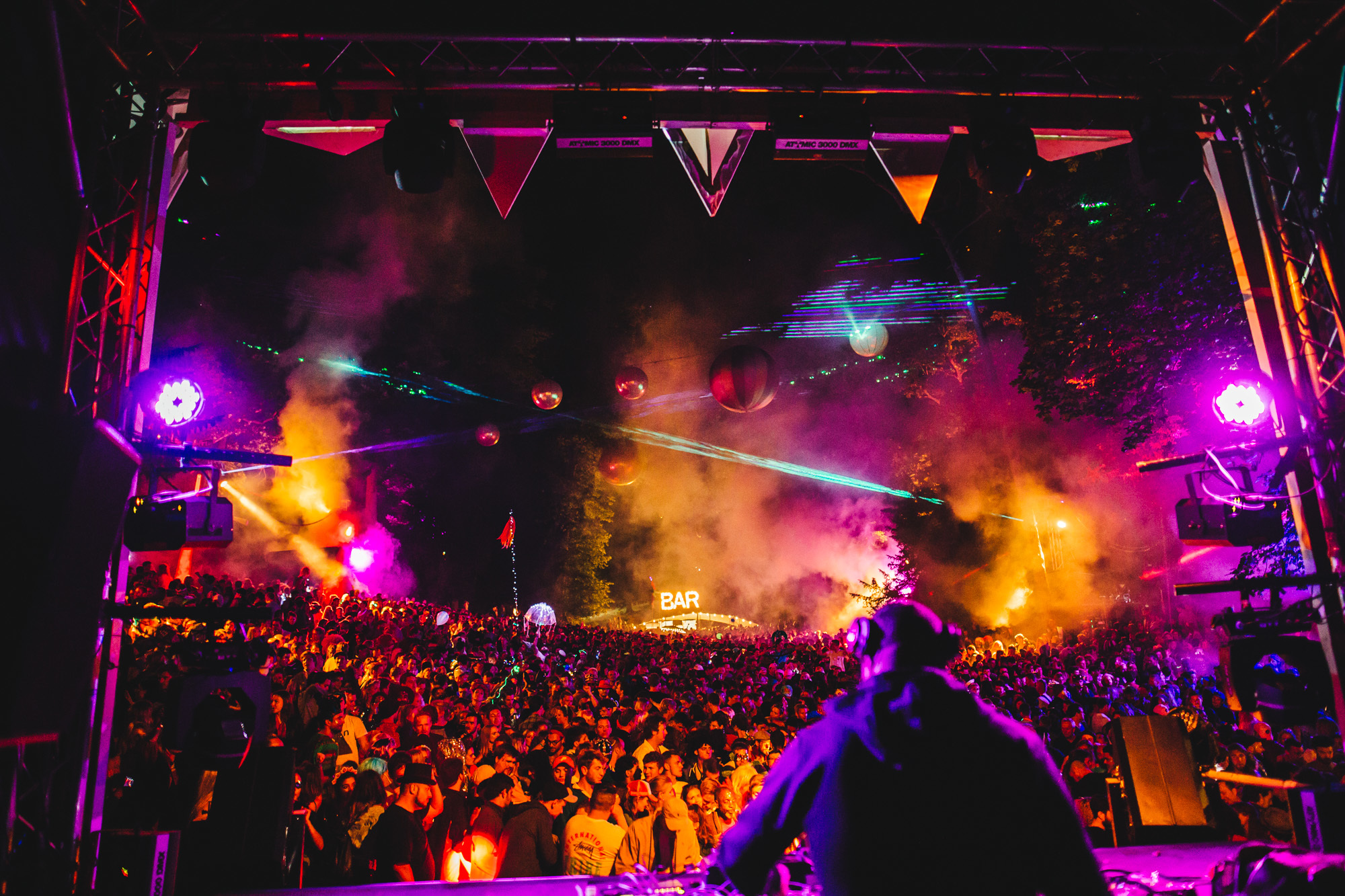Wilderness Festival 2019 in Charlbury sees noise complaints rise