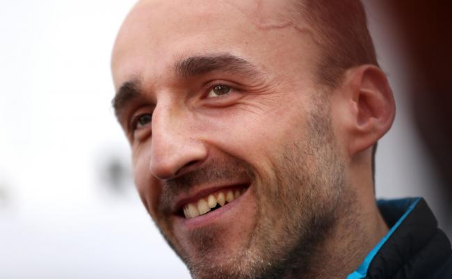 Williams driver Robert Kubica Picture: David Davies/PA Wire