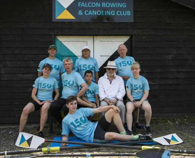 Falcon Rowing and Canoeing Club Picture Falcon Rowing