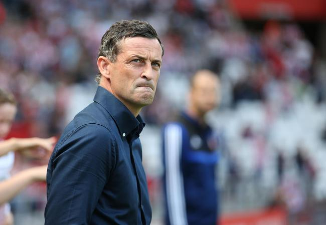 Sunderland boss Jack Ross   Picture: Richard Parkes