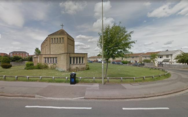 St Mary's Churh in Headington. Pic google maps