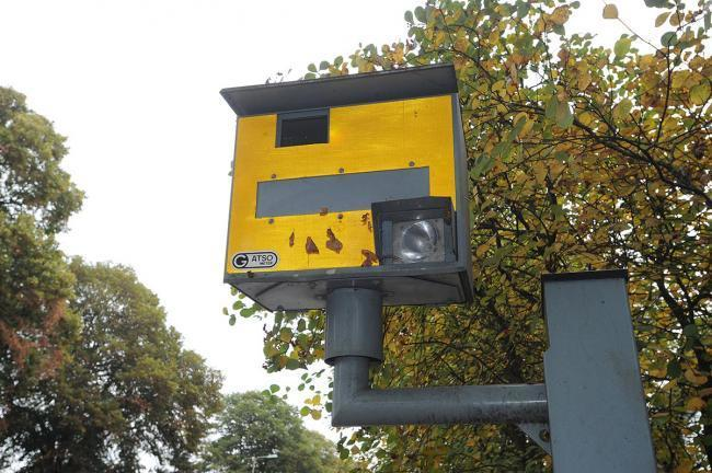 More than 8,000 people were caught speeding in West Oxfordshire last year