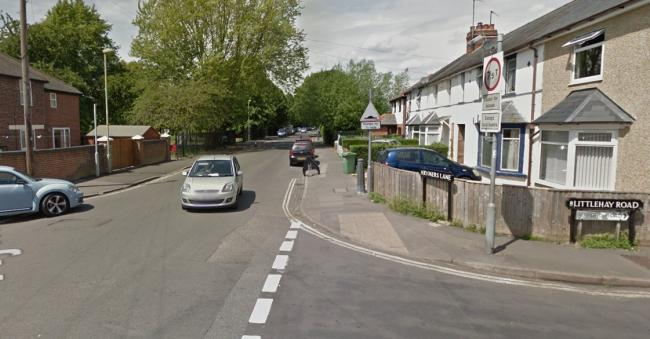 The junction of Rymers Lane, Cornwallis Road and Littlehay Road (pic: Google Maps)