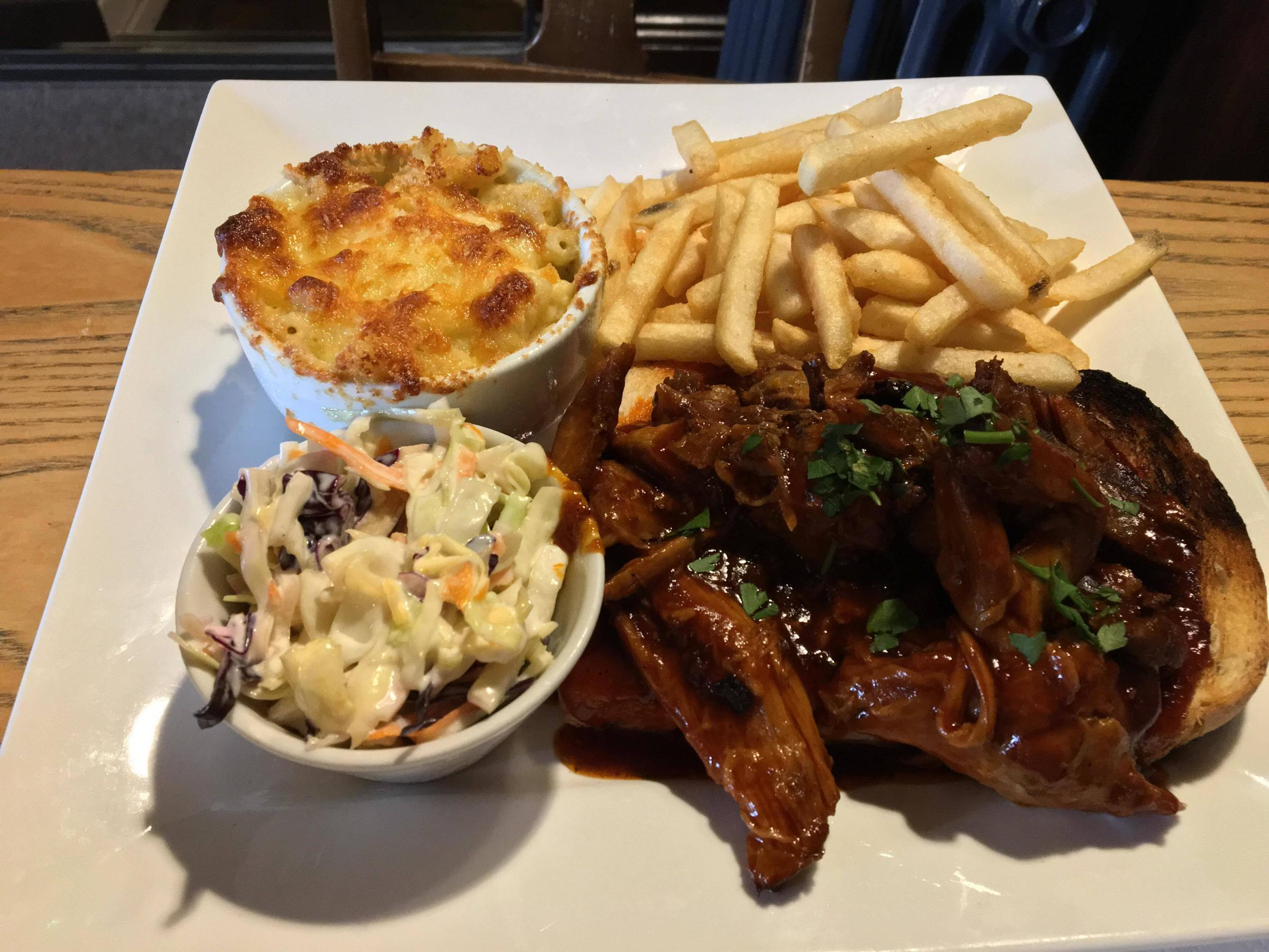 Review: We tried the huge portions at The Brewery Tap in Abingdon