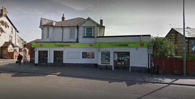 The Co Op at Iffley Road, Oxford. Picture: Google Maps