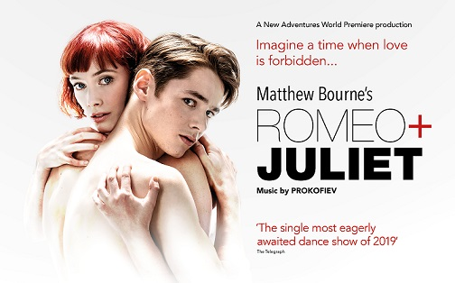 Matthew Bourne's Romeo and Juliet (Delayed Live)