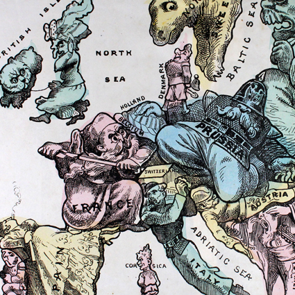 MAPS: From THE FAMILIAR to THE FANTASTICAL.