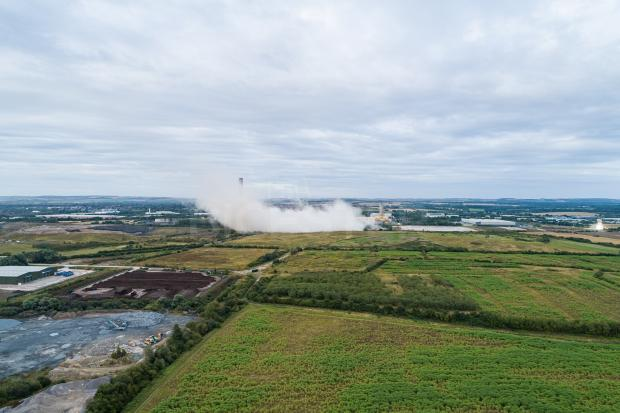 Oxford Mail: Picture: Bicester From Above