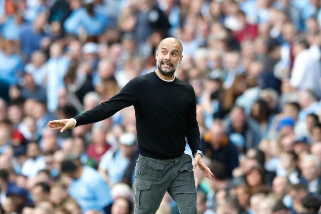 Pep Guardiola has praised the performances of his side