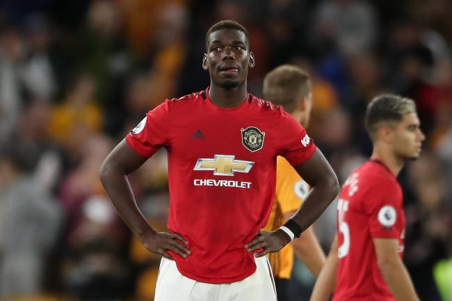 Paul Pogba missed a penalty for Manchester United