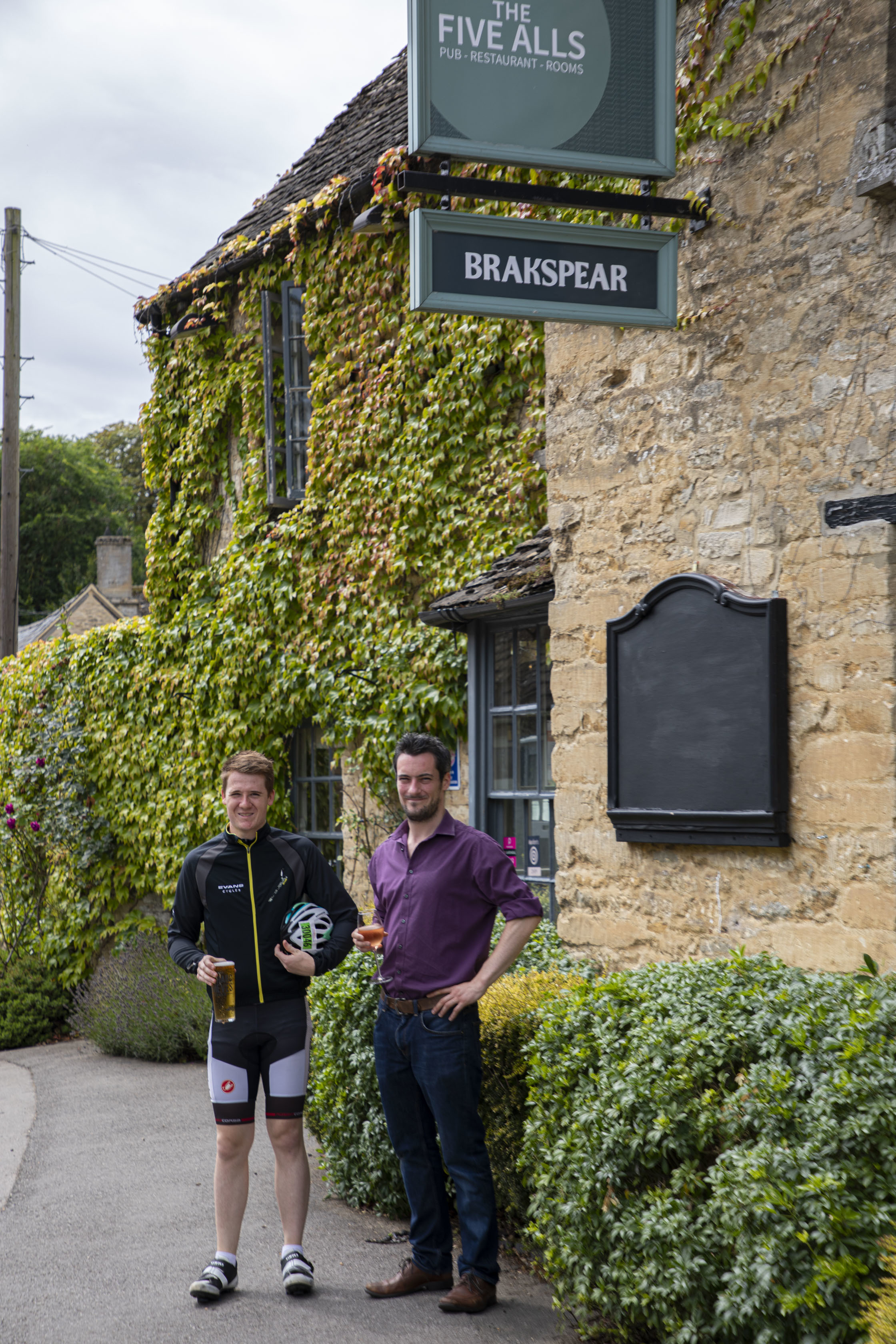 Cotswolds pub to host sixth annual bike ride and barbecue
