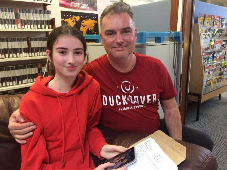 GCSE results: Larkmead pupil overcomes Lyme disease and arthritis