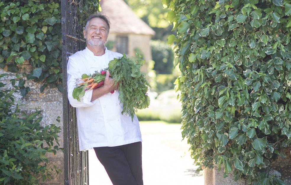 Le Manoir aux Quat'Saisons: Raymond Blanc celebrates 35 years of Michelin-starred restaurant
